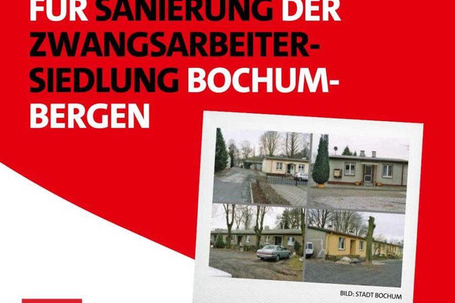 PM Bund fördert Sanierung Bergen